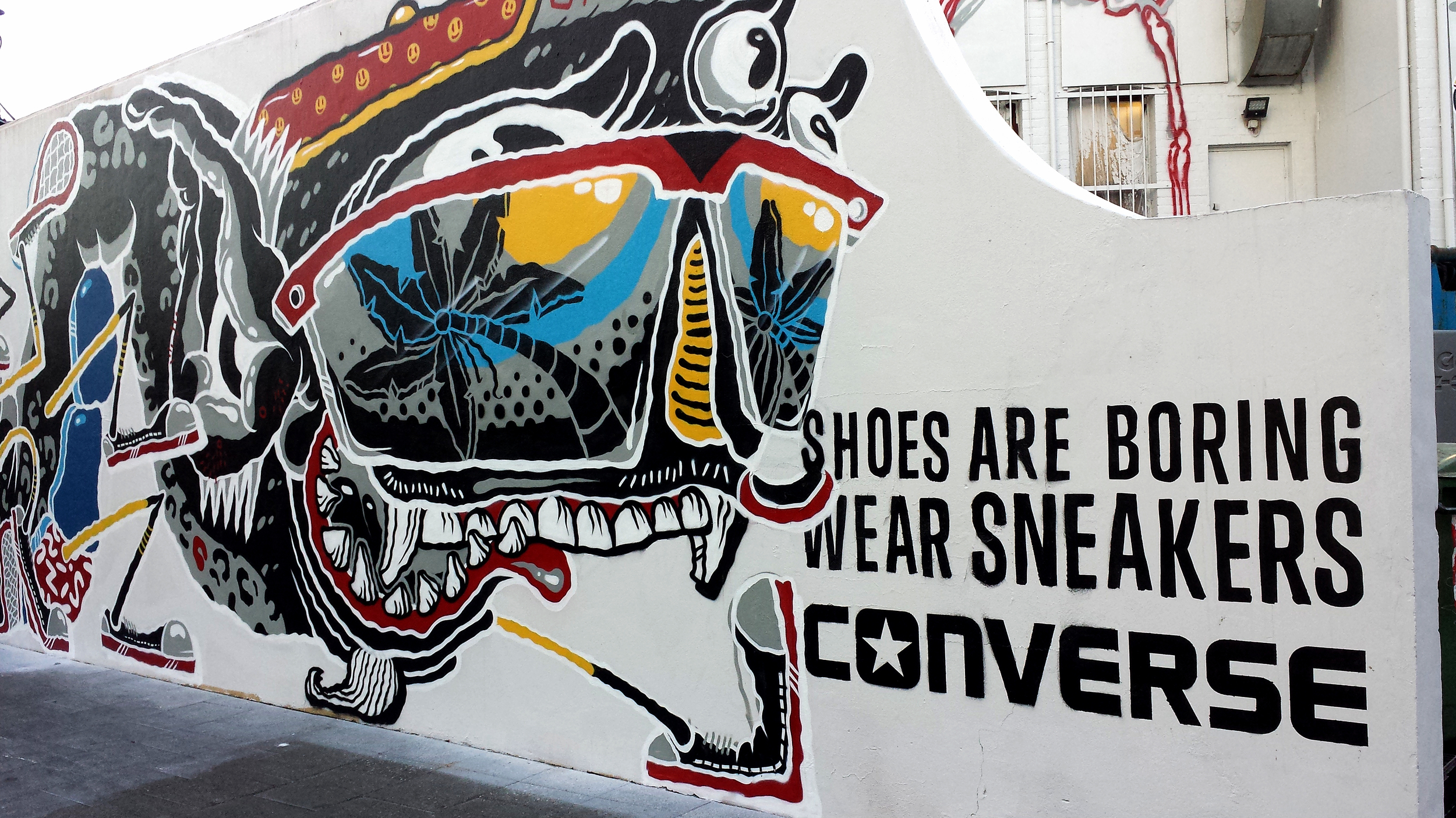 10 examples of stencil graffiti arts in marketing