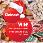 Participe no passatempo Christmas Box!