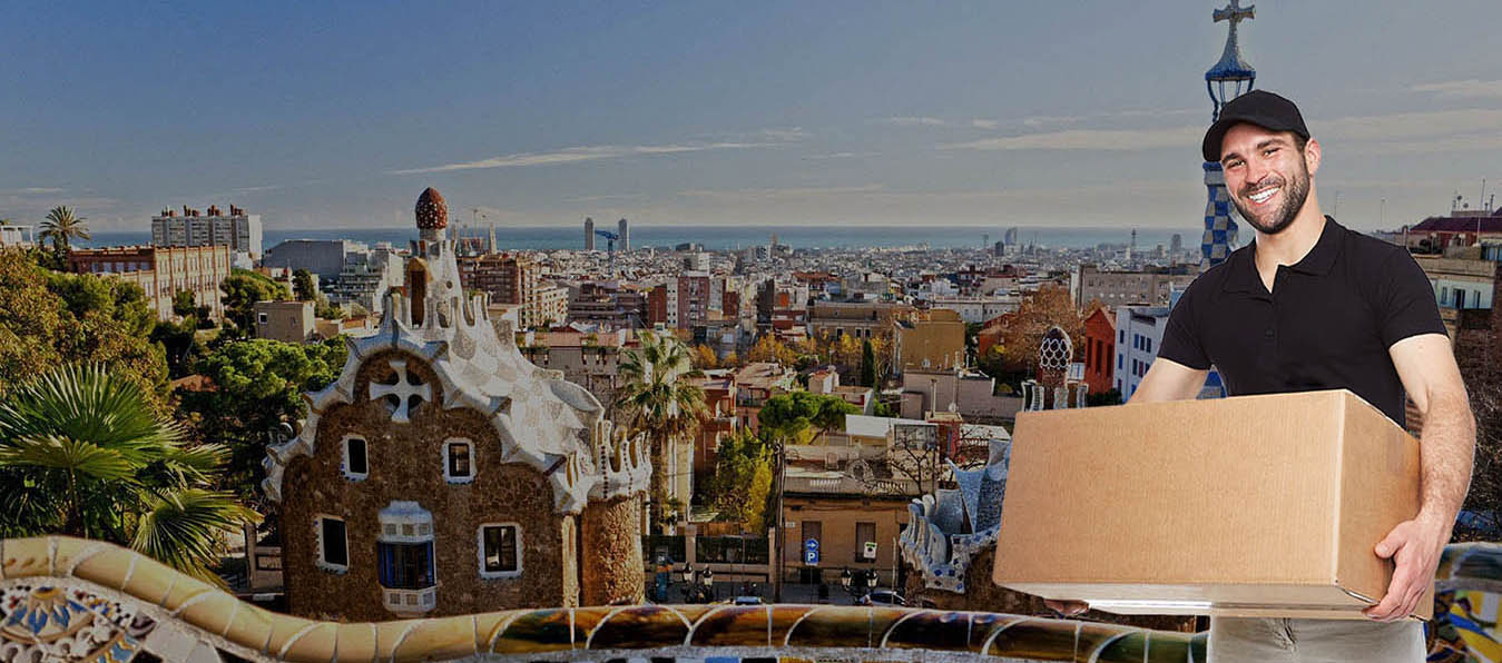 Send A Parcel To Spain From 399EUR